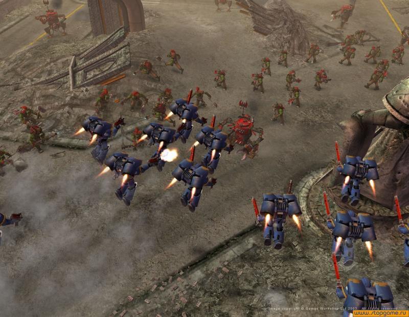 warhammer 40000 dawn of war dark crusade скачать торрент на русском рутор
