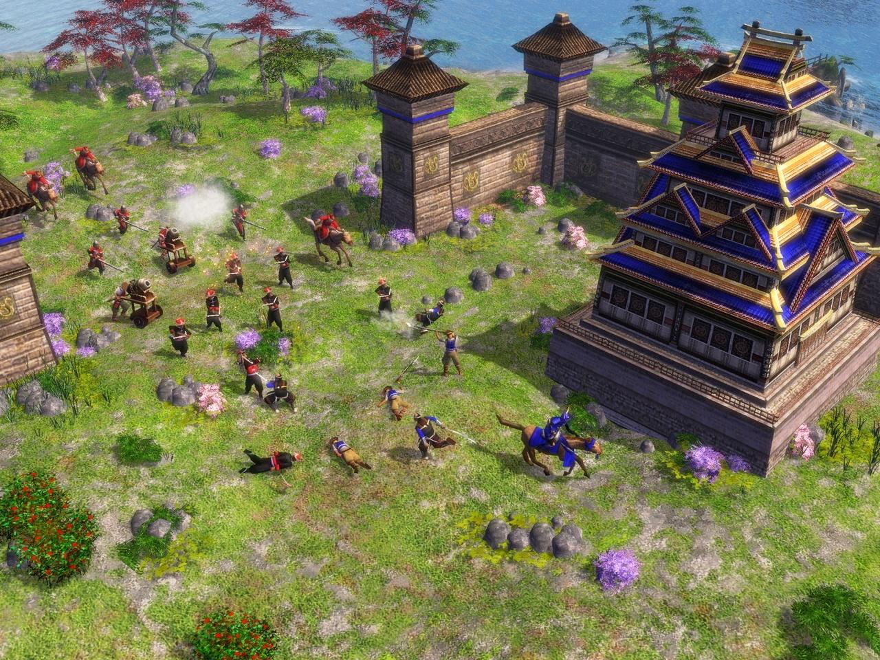 Скачать Игру Age Of Empires 3 The Asian Dynasties